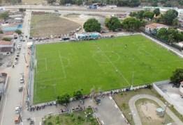 Estádio, O Silvão, é reinaugurado com abertura do Campeonato Alhandrão de Futebol – VEJA VÍDEO