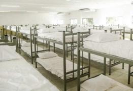 Abrigo noturno para morador de rua é inaugurado no Recife