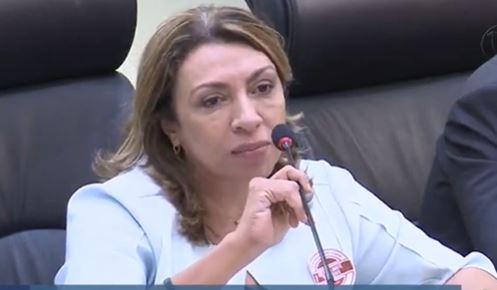 CIDA RAMOS - 'CONFISCO SALARIAL': Cida Ramos chama de 'cruéis' mudanças na PBPrev e promete 'não aceitar' texto