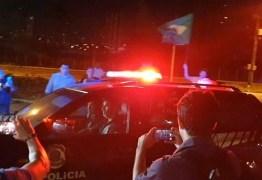 Ricardo Coutinho está preso na Paraíba e deve passar por audiência de custódia nesta sexta; VEJA VÍDEO