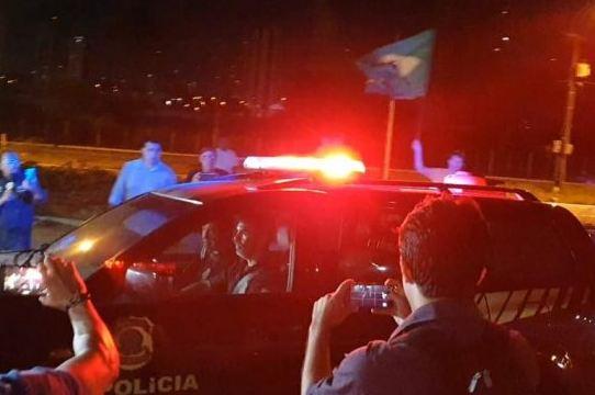Capturar 39 - Ricardo Coutinho está preso na Paraíba e deve passar por audiência de custódia nesta sexta; VEJA VÍDEO