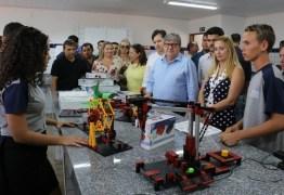 A grande expectativa é sobre o novo partido de João Azevêdo – Por Nonato Guedes