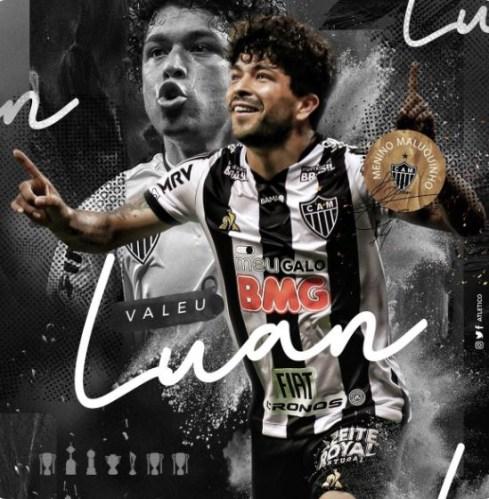 Luan 294x300 - MENINO MALUQUINHO: Com votos de sucesso, Atlético oficializa saída de Luan