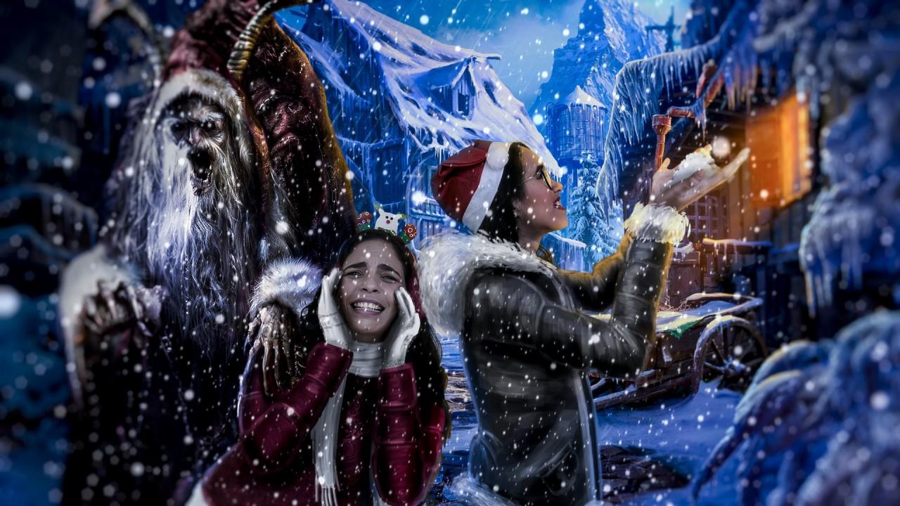 Miniatura Focalista 13 2 - FOCALISTA: Confira 5 filmes de Natal com susto, sangue e guerra