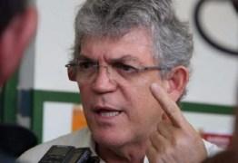 'ORCRIM': Ricardo Coutinho é o líder e responsável pela organização criminosa, diz MP
