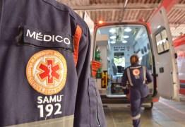 Idoso é atropelado dentro de estacionamento em hipermercado de João Pessoa