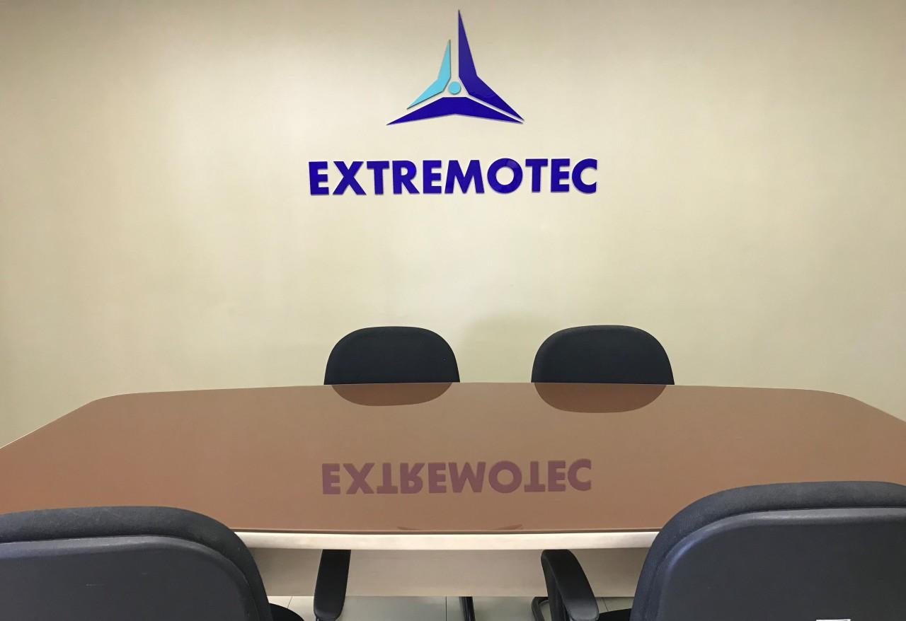 Sala de reuniões Espaço Extremotec - Plataforma do Programa Banco de Oportunidades, nova sede da Secitec e Espaço Extremotec são entregues nesta quinta-feira