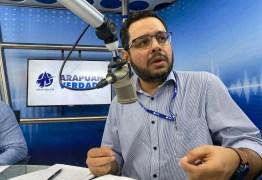 Presidente da Cagepa, Marcus Vinícius, desmente Gervásio Maia: 'Somente uma companhia pública pode atender, está afastada a tese de privatização'