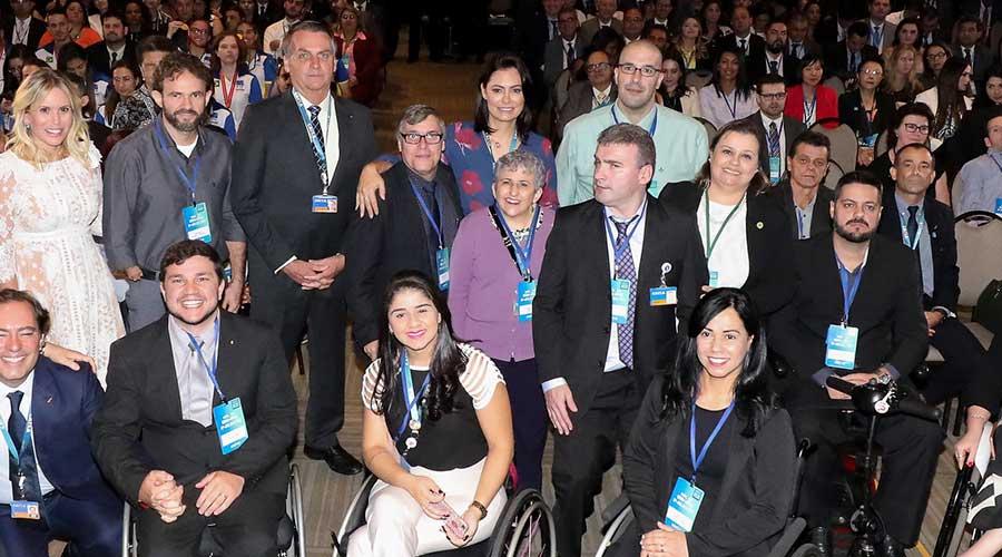 bolsonaro deficiencia - Bolsonaro envia projeto para acabar com cota para trabalhador com deficiência em empresas