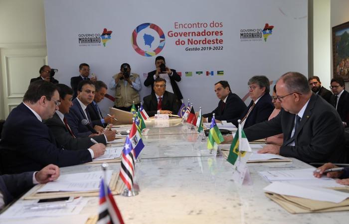 consórcio nordeste governadores - O Globo destaca 'a virada do Nordeste' e cita 'resultados positivos' na segurança pública da Paraíba e de Pernambuco