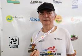 Corrida Paraíba pela Paz: Detran-PB marca presença em evento solidário promovido pelo Estado
