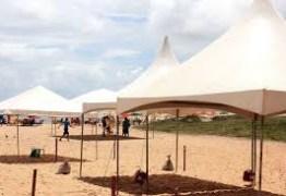 RÉVEILLON: Cadastro para instalação de tendas na orla de João Pessoa começa nesta segunda-feira (16)