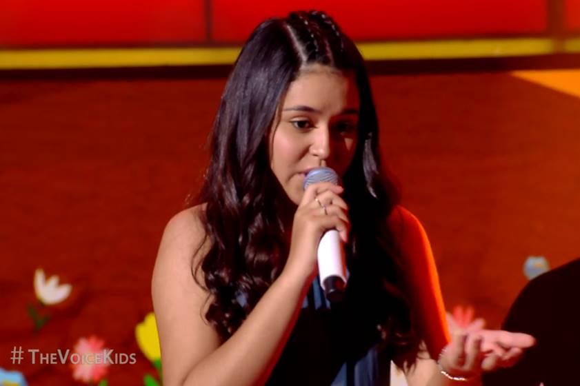 eduarda destaque red - Vencedora do The Voice Kids, paraibana Eduarda Brasil se irrita com comentários sobre seus shows - VEJA VÍDEO