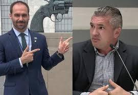 eduardo julian - Julian Lemos chama Eduardo de pilantra, covarde e frouxo