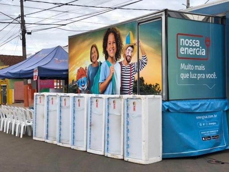 enrgisa pb - Energisa vai trocar geladeiras de 100 famílias no bairro Padre Zé, em João Pessoa