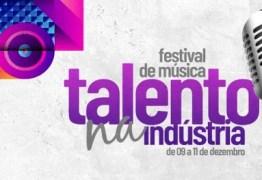 FIEP realiza mais uma edição do Festival de Música Talento na Indústria em Campina Grande