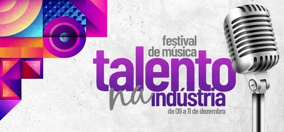fiep festiva de talento 567x263 - FIEP realiza mais uma edição do Festival de Música Talento na Indústria em Campina Grande