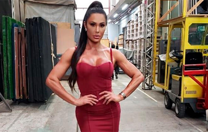 gracyanne barbosa reproducao instagram 365415 36 - Gracyanne Barbosa pode ser nova apresentadora do TV Fama