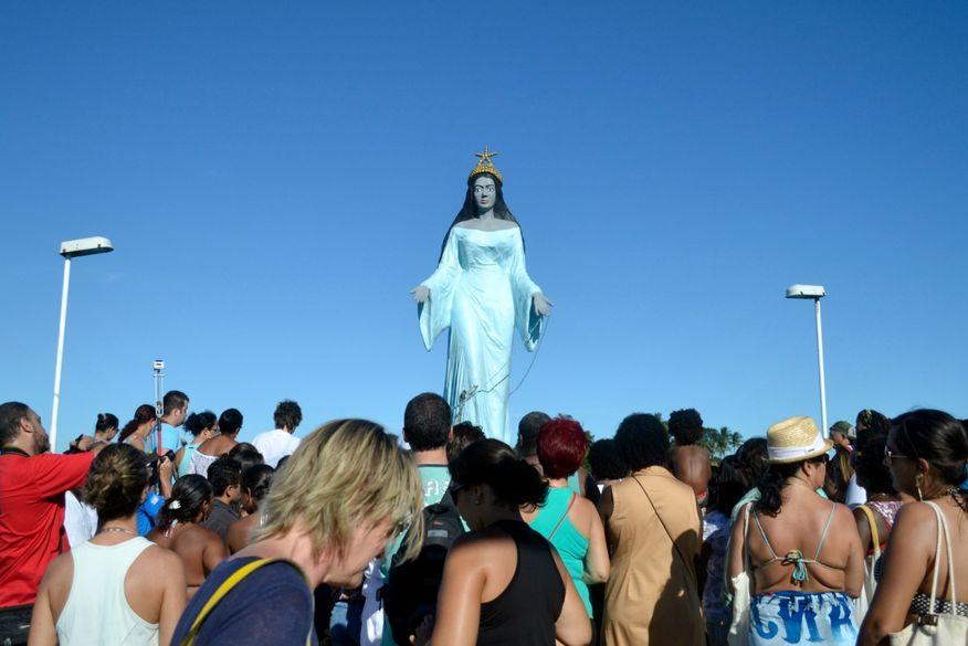 iemanja - Cortejo é homenagem à Iemanjá acontece neste domingo