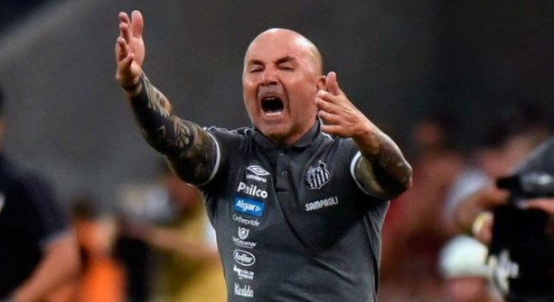 lance 11122019001151616 300x164 - Após reunião conturbadaJorge Sampaoli anuncia saída do Santos