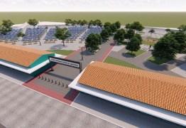 Novo Mercado de Jaguaribe será entregue nesta segunda-feira