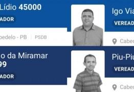 OS SUPLENTES: Conheça os quatro vereadores que assumem após afastamento de investigados da Xeque Mate