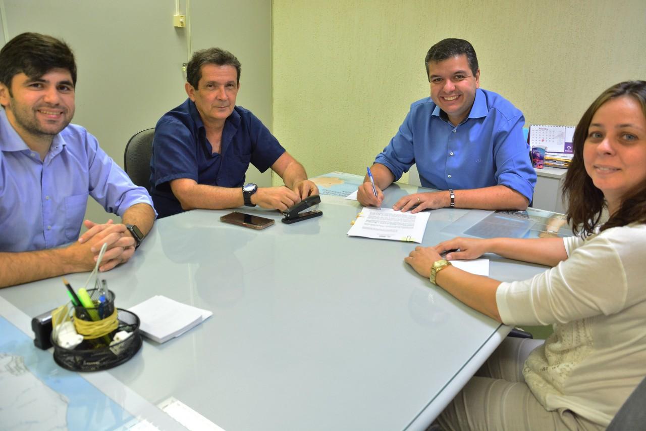 sedes energisa assinatura foto dayseeuzebio 6 - Energisa fecha parceria com a PMJP para beneficiar famílias de baixa renda da Capital