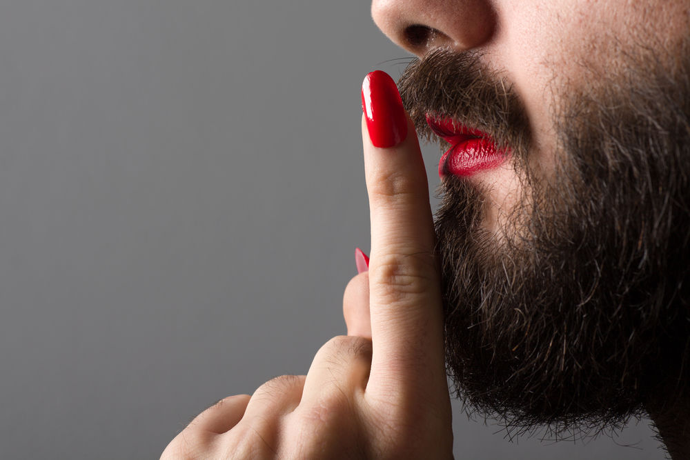 """shutterstock 535347250 - Dicionário de termos de gênero e sexualidade  ensina termos como 'cis', 'trans' e 'não-binário"""""""