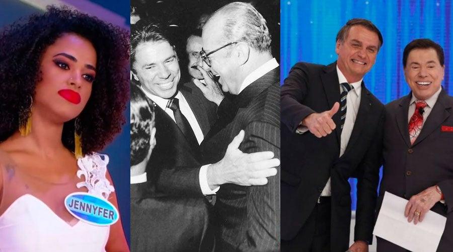 silvio santos racismo - Silvio Santos, racismo, misoginia e a certeza de estar acima da lei - Por Plinio Teodoro