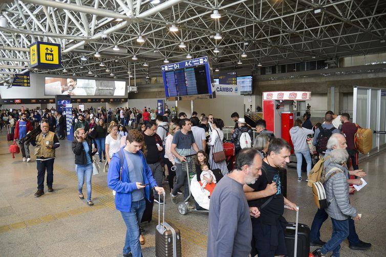 tmazs abr 24081921337 - Brasil restringe entrada de estrangeiros no país por 30 dias