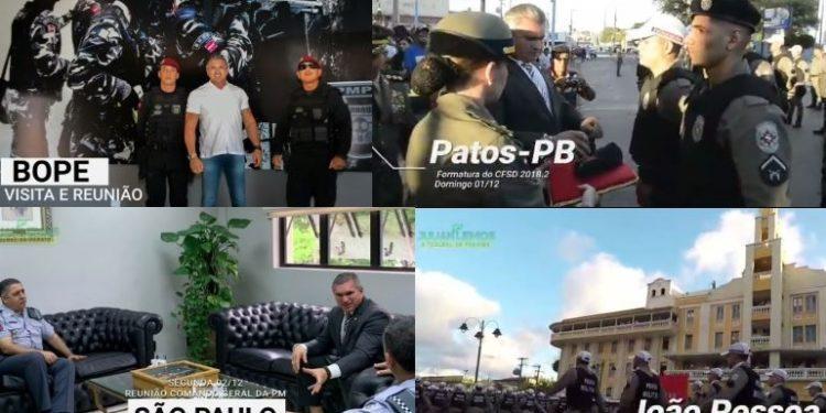 trabalho 750x375 - NINJA NA REDE: Julian Lemos inova e faz resumo da semana de trabalho em vídeo para eleitor numa espécie de prestação de contas