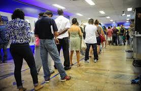 transferir 7 - Operação Lei das Filas: Procon já autuou 215 bancos de João Pessoa