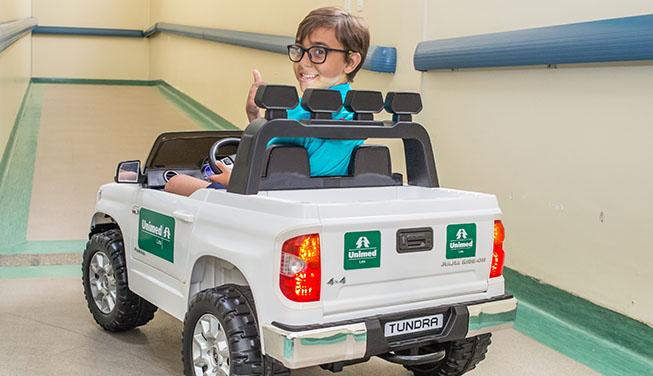 uLins GrecoStudio g - Hospital Alberto Urquiza Wanderley usa o lúdico para  tratar pacientes pediátricos