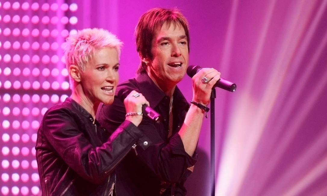 xMarie Fredriksson e Per Gessle of Roxette .jpg.pagespeed.ic .ejM4SyL6m3 - Morre Marie Fredriksson, vocalista do Roxette, aos 61 anos