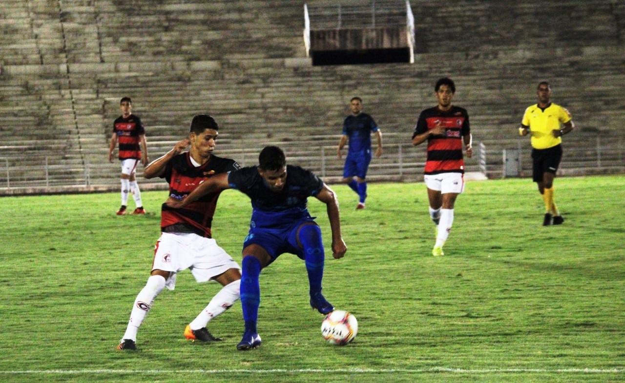 1 12 scaled - Campinense e Santa Cruz-PE encerram jogo empatados sem gols, no Amigão