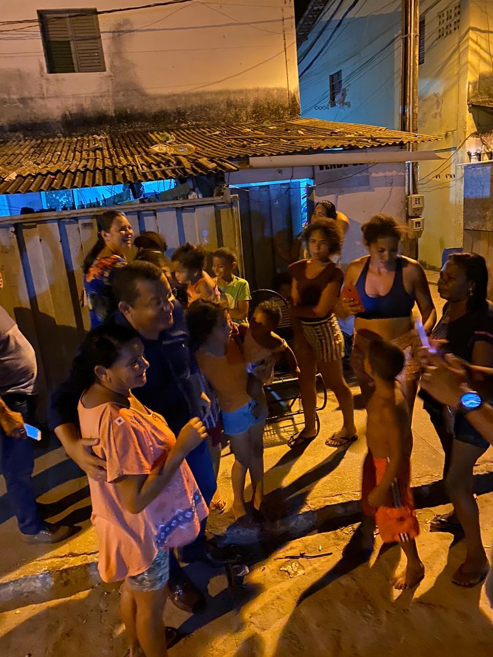 7399eecb d619 4dbf 9e5c 33e431a5edf7 - De olho nas eleições: Nilvan Ferreira visita bairro do Valentina fortificando sua pré-campanha à prefeito da Capital