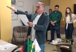 Sargento Régis assume vaga na Câmara de Campina Grande substituindo Álvaro Farias