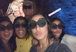 Bruna Marquezine viaja a Orlando e curte parque da Disney com amigos