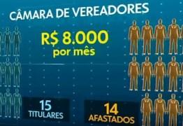 DINHEIRO NA CONTA: Imprensa nacional denuncia pagamento de salários para vereadores afastados em Cabedelo – VEJA VÍDEO