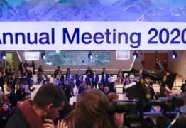 Em Davos, Guedes diz que 'o grande inimigo do meio ambiente é a pobreza'