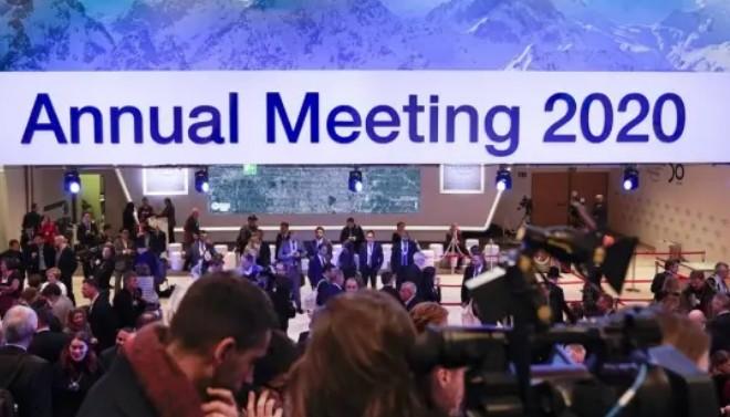 Capturar 45 - Em Davos, Guedes diz que 'o grande inimigo do meio ambiente é a pobreza'
