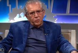 Carlos Alberto é diagnosticado com inflamação na próstata