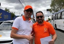 JORNALISTA REVELA: Ex-secretário Waldson de Souza esteve hoje na sede da Polícia Federal para iniciar delação premiada