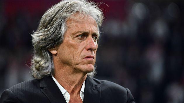 Jorge Jesus mundial flamengo liverpool 1280 beira campo EFE - Jorge Jesus se emociona em discurso de despedida do Flamengo