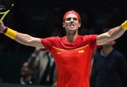 Rafael Nadal é eleito atleta da década