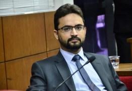 Tibério Limeira anuncia que assumirá secretaria no governo de João Azevedo