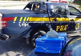 PRF prende homem com 19kg de maconha escondida em carro na Paraíba – VEJA VÍDEO