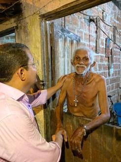 WhatsApp Image 2020 01 24 at 05.27.04 - BLOCO NA RUA: Nilvan Ferreira visita bairro São José e recebe carinho do povo pessoense - VEJA VÍDEO