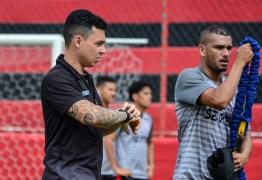 Campinense e Santa Cruz encerram pré-temporada com amistoso nesta segunda