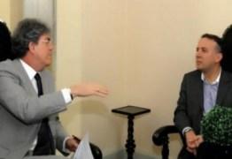 CALVÁRIO: Em áudio, Ricardo Coutinho afirma que Aguinaldo Ribeiro é uma pessoa inconfiável; OUÇA
